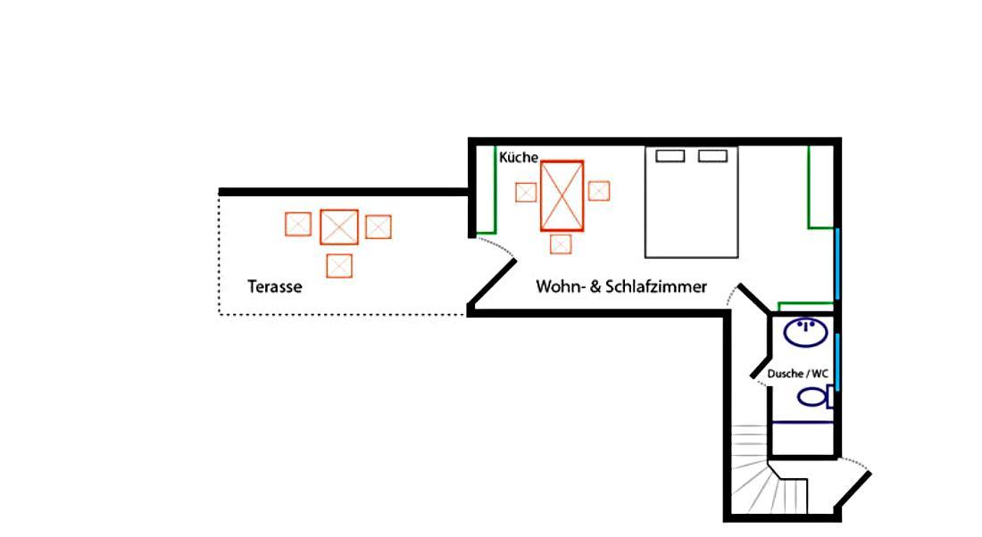 Appartement de vacances Seeapartments Kärnten Appartement 6 (2372217), Bodensdorf, Lac Ossiach, Carinthie, Autriche, image 33