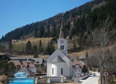 Evangelische Kirche Wiedweg Patergassen