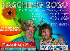 Faschingssitzungen 2020
