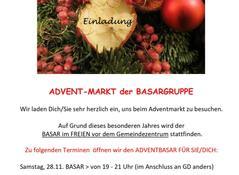 Advent-Markt