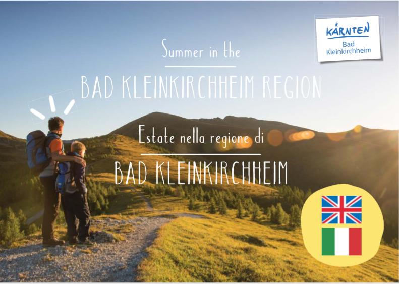 Estate nella regione Bad Kleinkirchheim