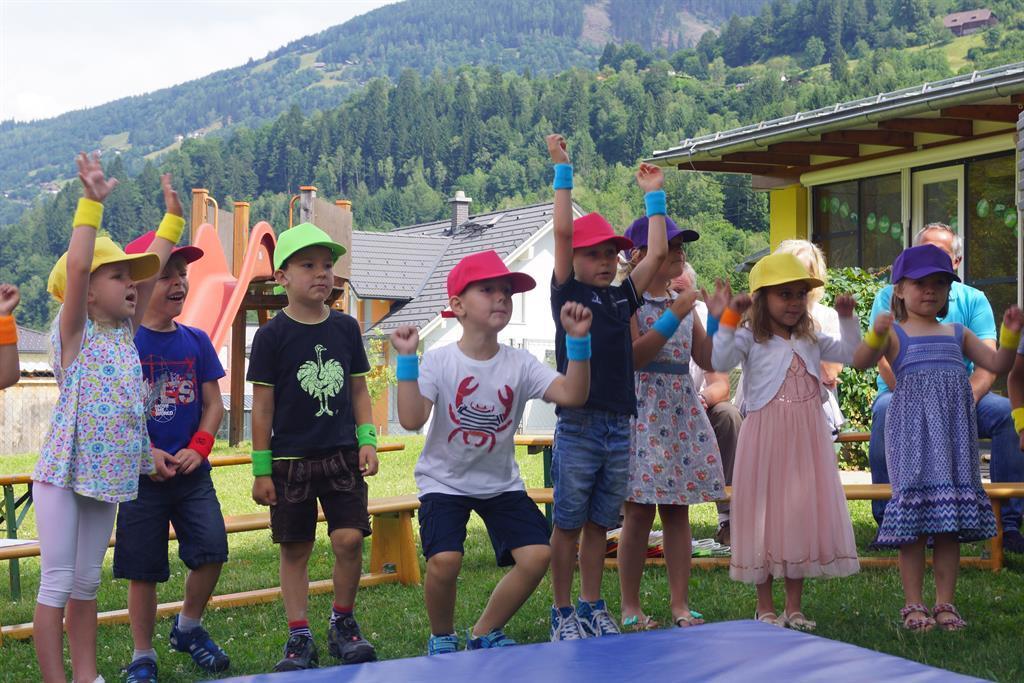Kindergarten Feld am See