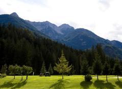 Golfturnier Berg im Drautal