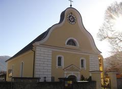 Evangelische Kirche Fischertratten