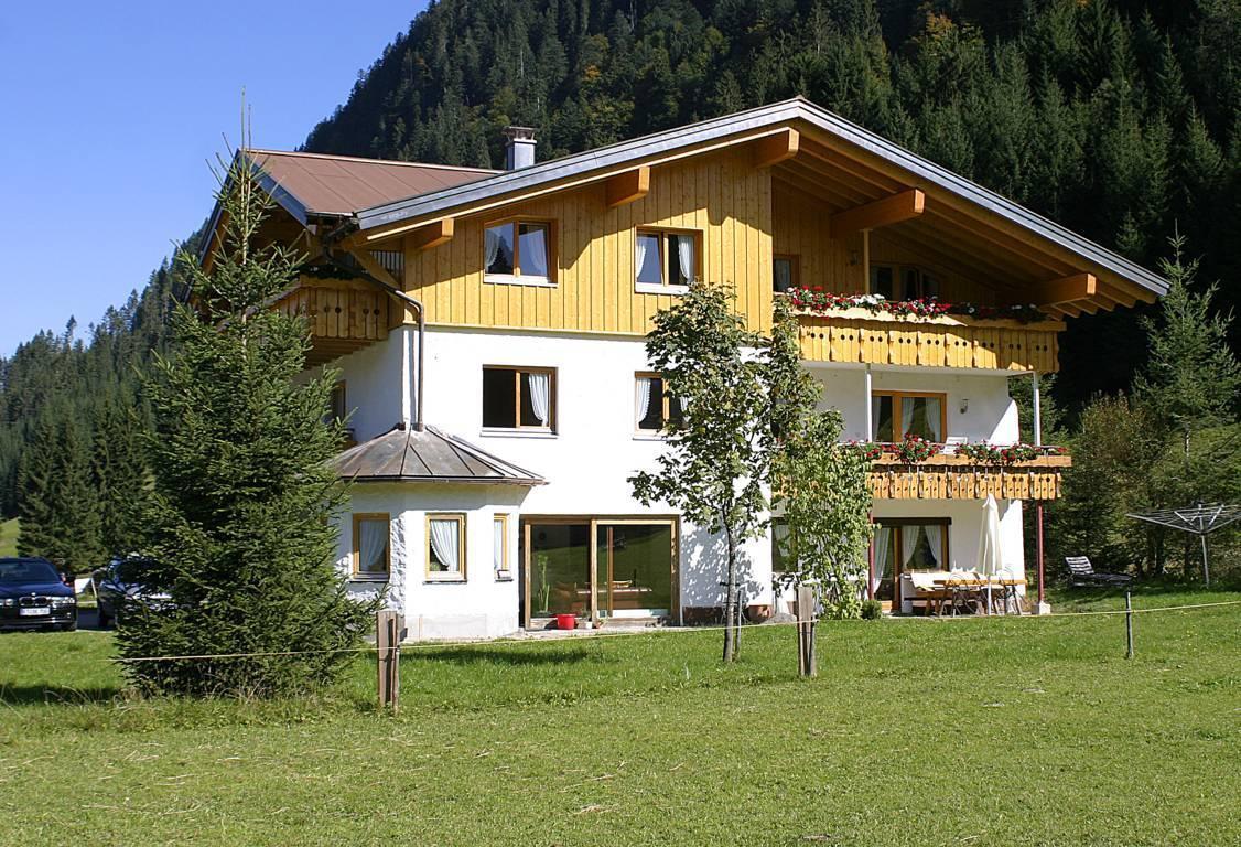 Ferienwohnung Ferienwohnungen Hilbrand Apartment/1 Schlafraum/Dusche, WC Typ 1 (1089080), Hirschegg, Kleinwalsertal, Vorarlberg, Österreich, Bild 12