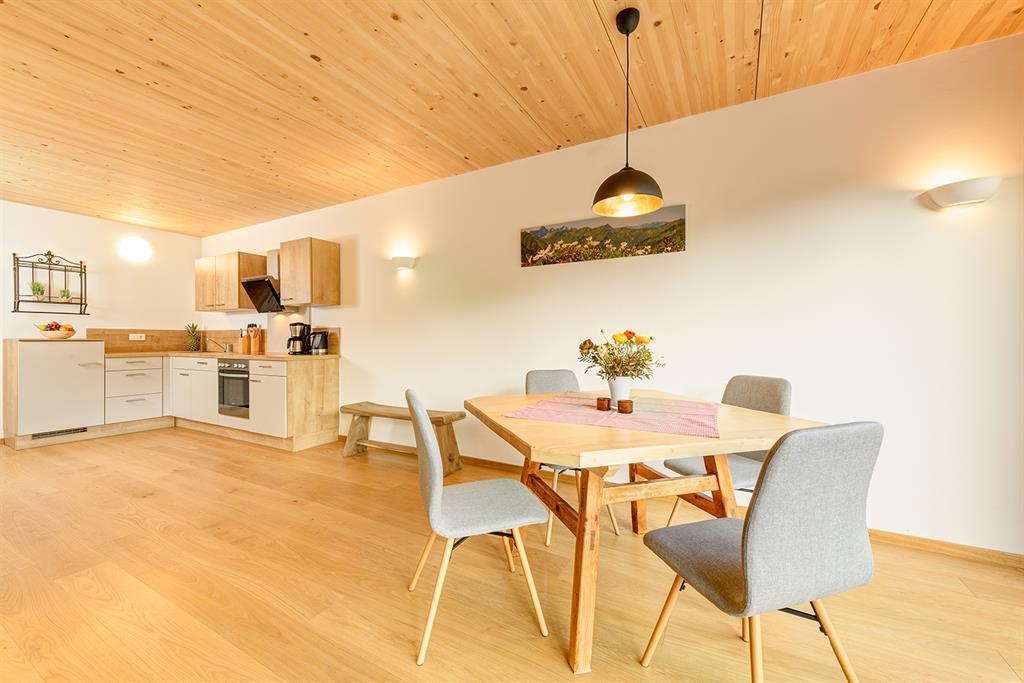 Appartement de vacances Gastler Chalet App./Fewo 3 Urban, Dusche, WC, 1 Schlafraum (2186393), Riezlern (AT), Kleinwalsertal, Vorarlberg, Autriche, image 9