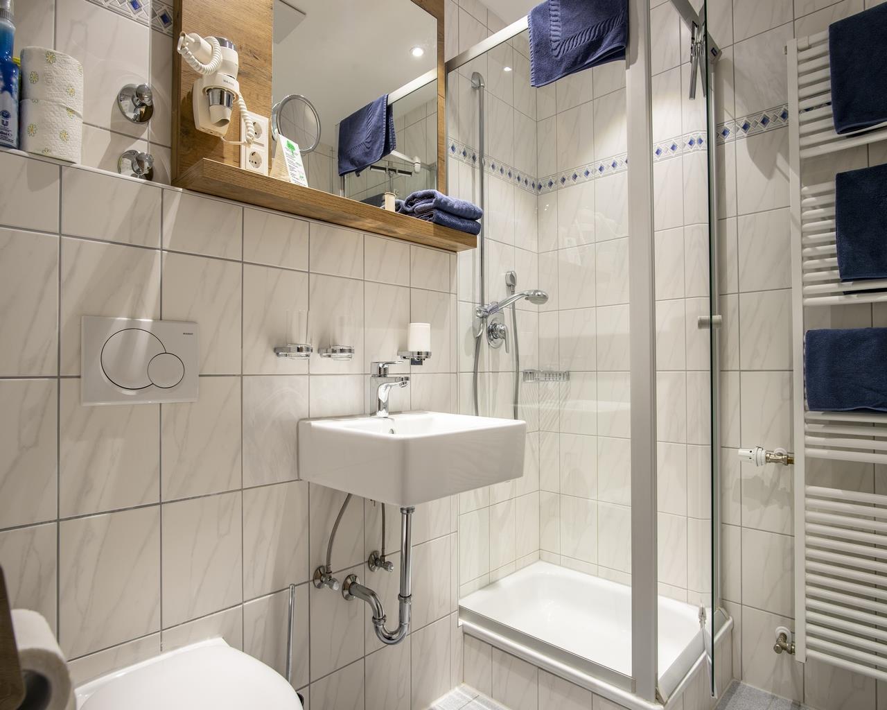 Appartement de vacances Gästehaus Boersch - Familie Jochum Apartment/Südbalkon/Dusche, WC, Nr. 1 (1483185), Riezlern (AT), Kleinwalsertal, Vorarlberg, Autriche, image 29