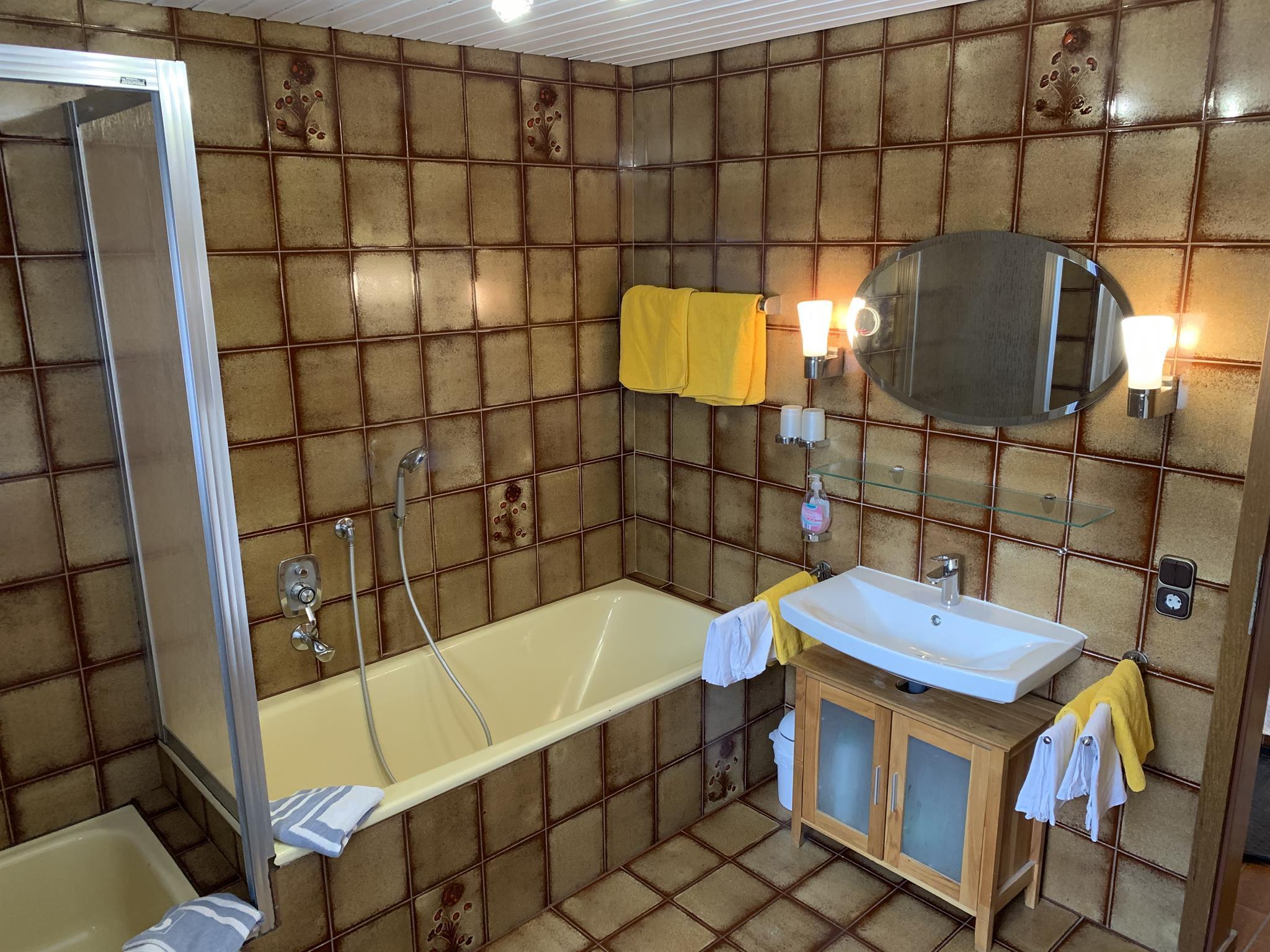Appartement de vacances Alpenstern - Familie Weitenauer Appartment - 2 Schlafräume  DU/BAD/WC  EG (817407), Riezlern (AT), Kleinwalsertal, Vorarlberg, Autriche, image 43