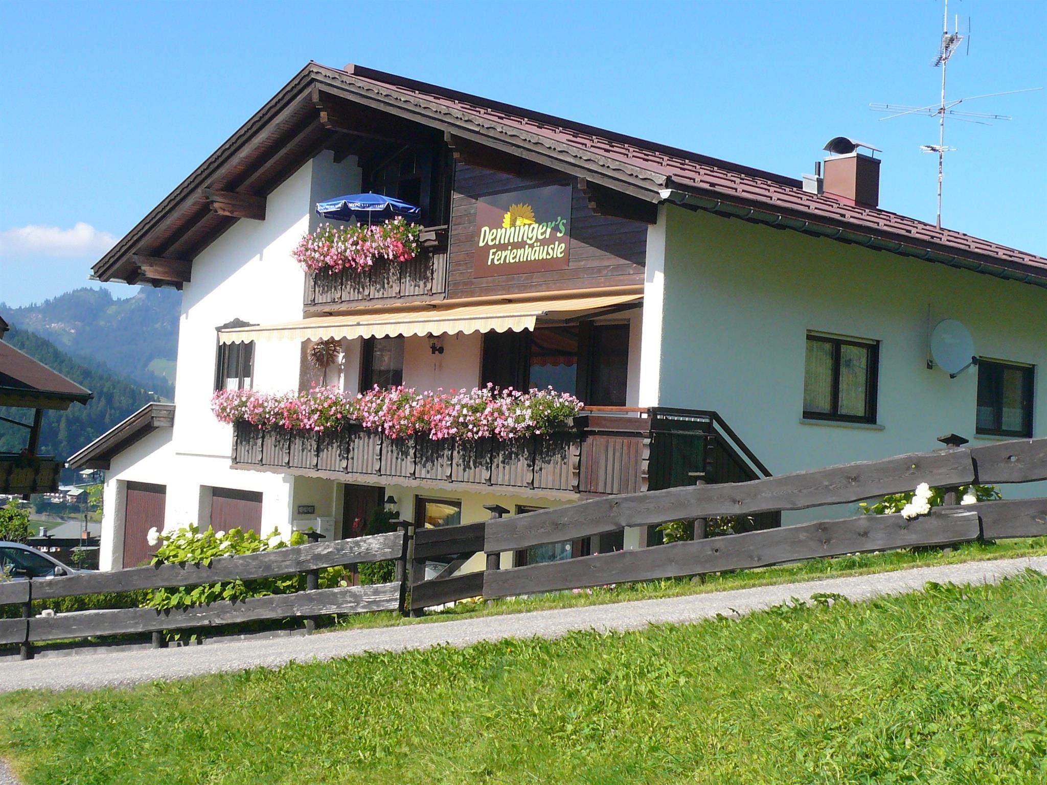 Ferienwohnung Denninger's Ferienhäusle Apartment/2 Schlafräume/Dusche/Bad/WC