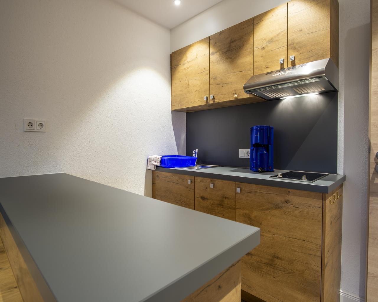 Appartement de vacances Gästehaus Boersch - Familie Jochum Apartment/Südterrasse/Dusche, WC, Nr. 2 (1483184), Riezlern (AT), Kleinwalsertal, Vorarlberg, Autriche, image 24