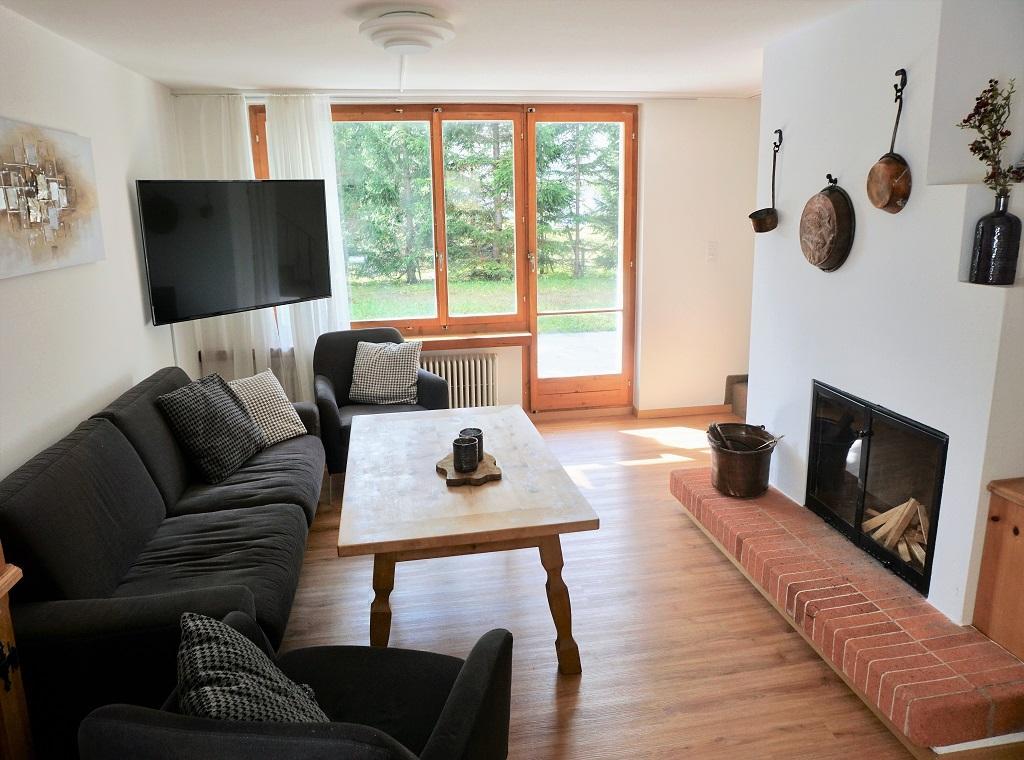 Ulrike 709sl 8 bett ferienhaus - Sitzgruppe wohnzimmer ...
