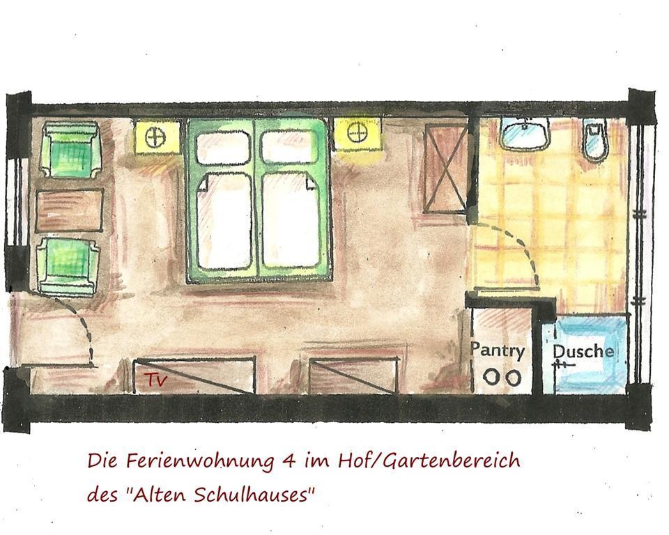 Ferienwohnung Altes Schulhaus Ferienwohnung 4 (1964954), Bad Schwartau, Schleswig-Holstein Binnenland, Schleswig-Holstein, Deutschland, Bild 12