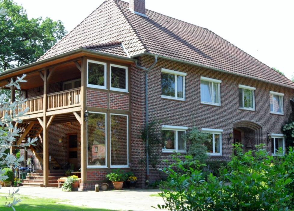 Stegens Hof Ferienwohnung 2 Ferienwohnung  Lüneburger Heide