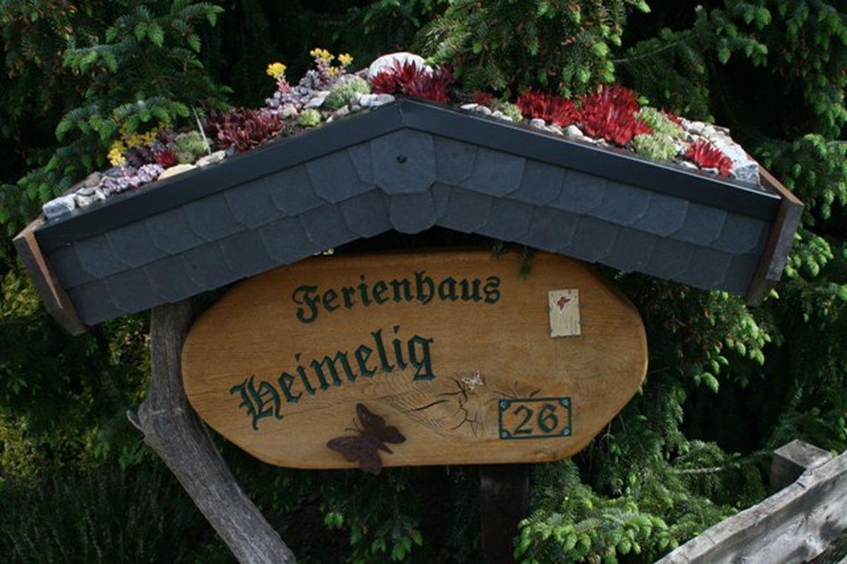 Ferienhaus Heimelig Ferienhaus Dusche WC 2 Schlafräume