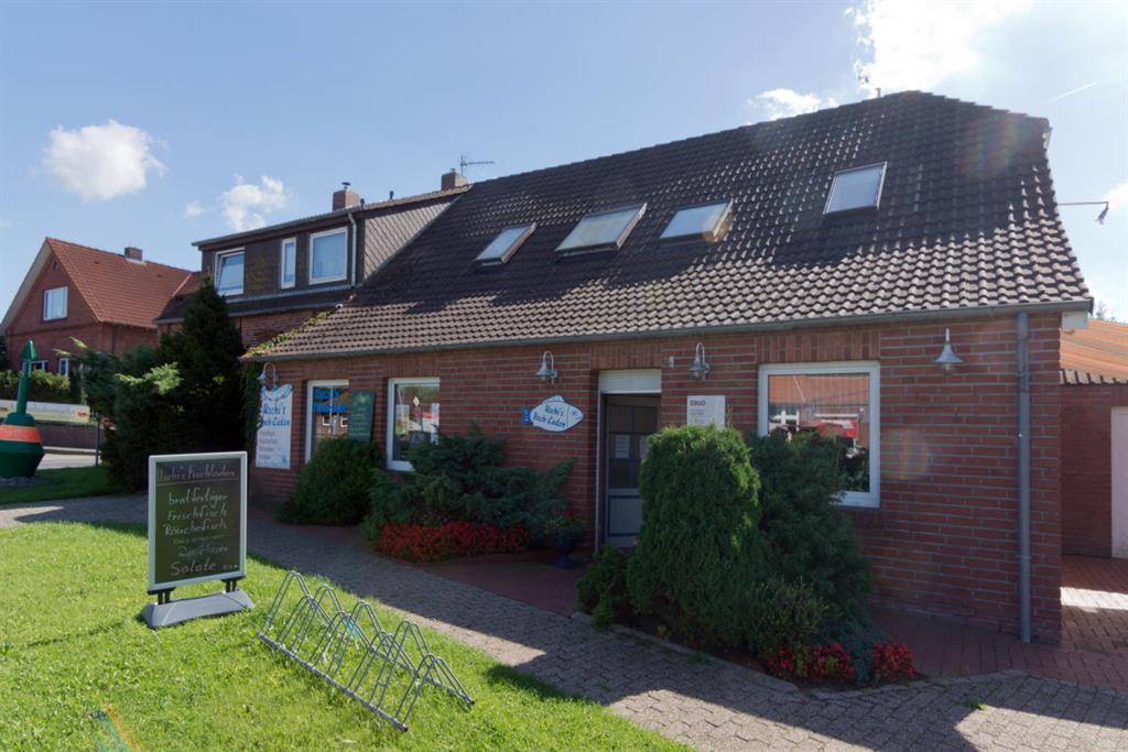 Oberwohnung Kapitäns-Loft Ferienwohnung, Dusc Ferienwohnung in Ostfriesland