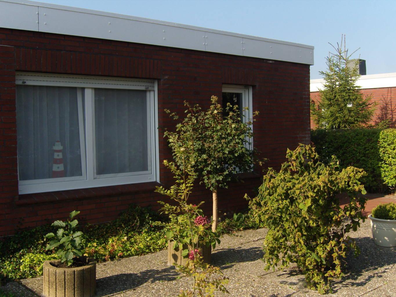 Bungalow Ute Ferienhaus, Dusche/WC, 2 Schlafrä Ferienhaus in Ostfriesland