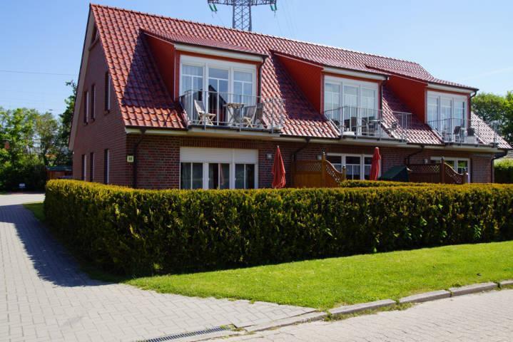 Erdgeschoßwohnung Residenz W1 Ferienwohnung, Ferienwohnung in Ostfriesland