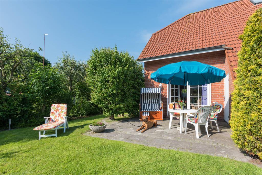 Doppelhaushälfte Fritz Ferienhaus, Dusche/WC, Ferienhaus in Ostfriesland