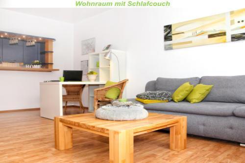 Holiday apartment Teilzeitheimat, Ferienwohnungen Fewo Lichtblick, Bad, WC, 1 SR /2.OG (1663855), Osnabrück, Osnabrucker Land, Lower Saxony, Germany, picture 5