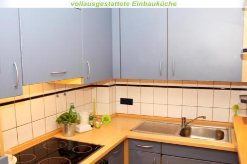 Holiday apartment Teilzeitheimat, Ferienwohnungen Fewo Lichtblick, Bad, WC, 1 SR /2.OG (1663855), Osnabrück, Osnabrucker Land, Lower Saxony, Germany, picture 7