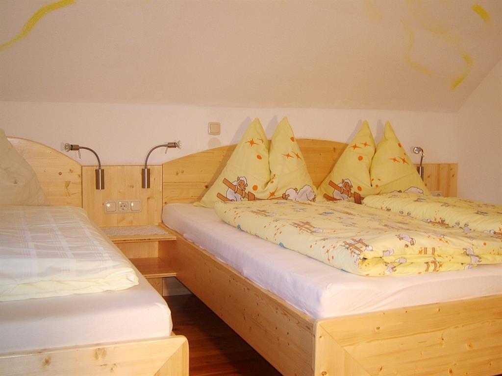 Appartement de vacances Familienbauernhof Grossgrub
