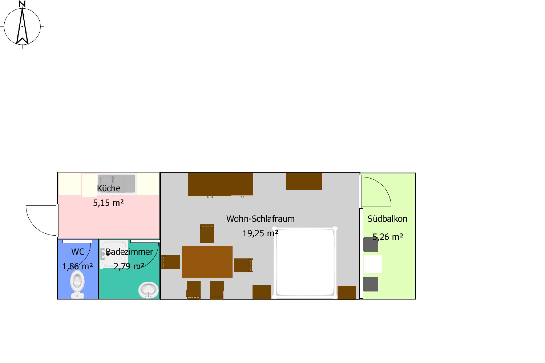 Ferienwohnung Haus Löger Apartment A Kleiner Pyhrgas (498167), Windischgarsten, Pyhrn-Priel, Oberösterreich, Österreich, Bild 24