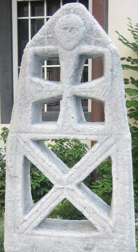 Merowingerkreuz, @ TI Treis-Karden