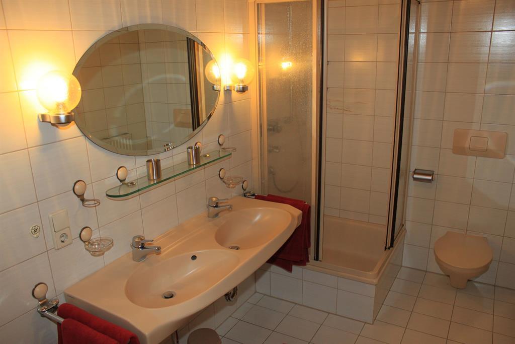 Badezimmer 1 Dusche