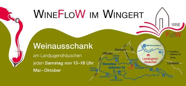 WineFlow im Wingert