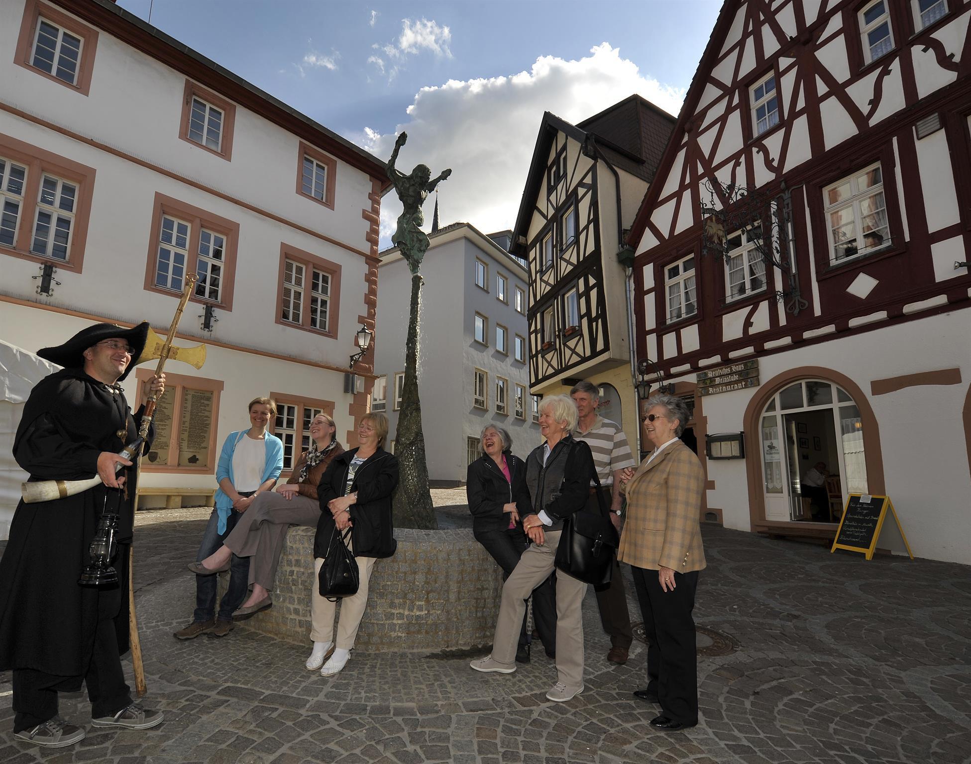 Nachtwächterführung in Alzey