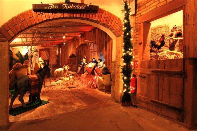 Weihnacht Im Bauernhof Zeiskam