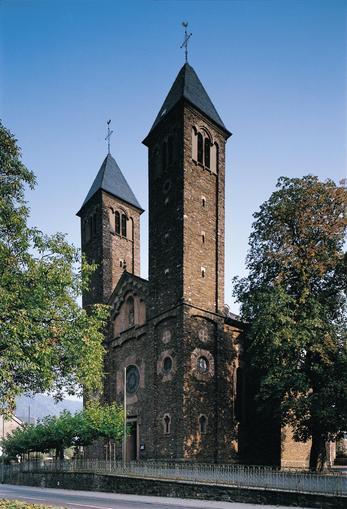 Kirche in Ernst