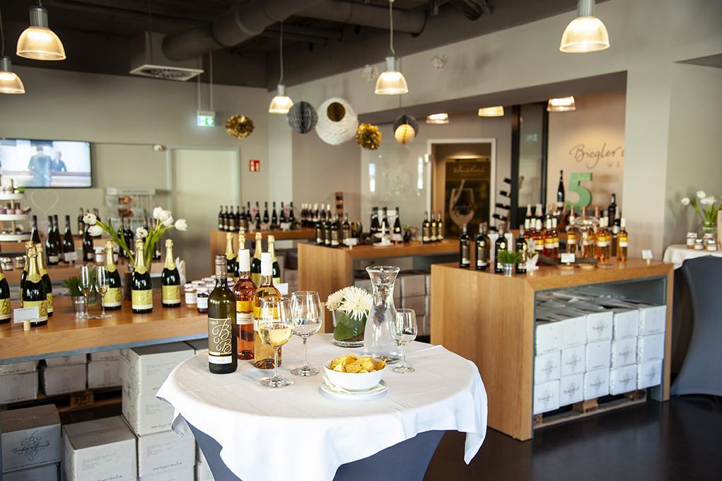 Vinothek im Weinhotel Kaisergarten