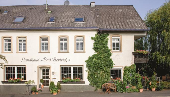 Landhaus Bad Bertrich Komfort Ferienwohnung Nichtraucher Buchbar2 4