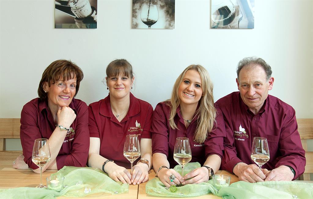 Kirchberghof Familie Mees