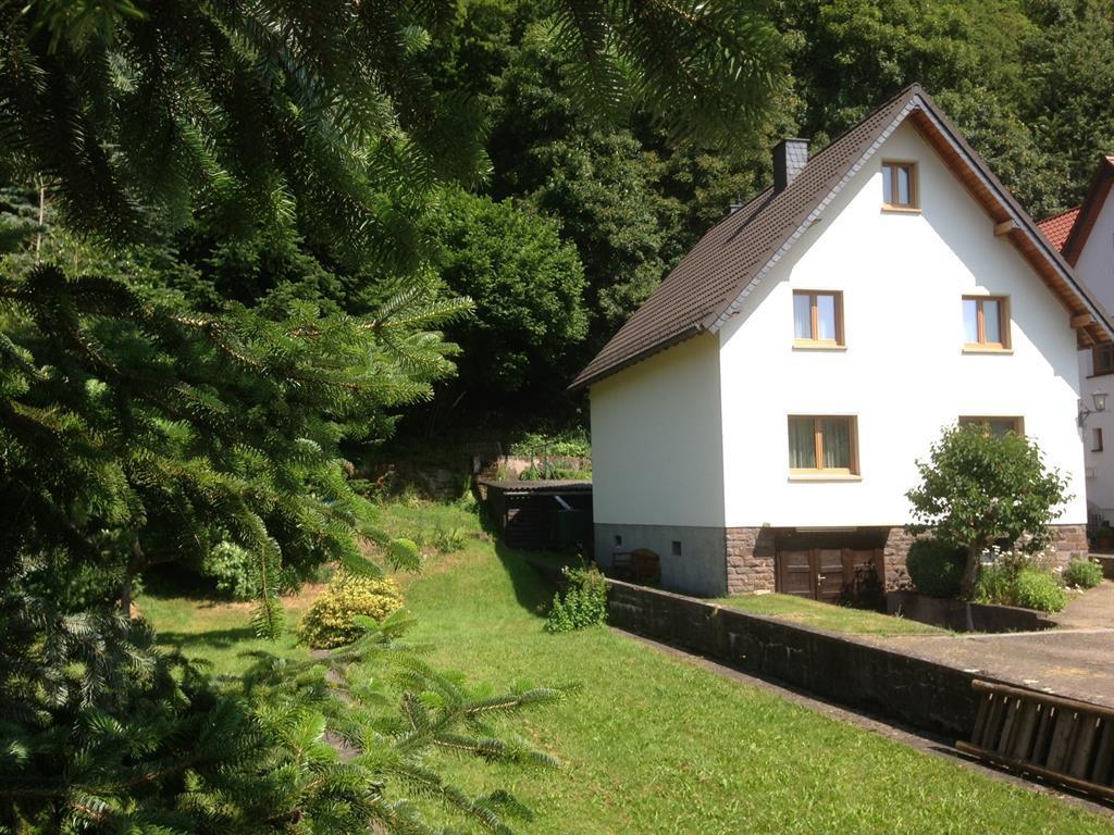 Ferienhaus Ginkgo Biloba 6-Bett-Ferienhaus, Dusche Ferienhaus in der Eifel