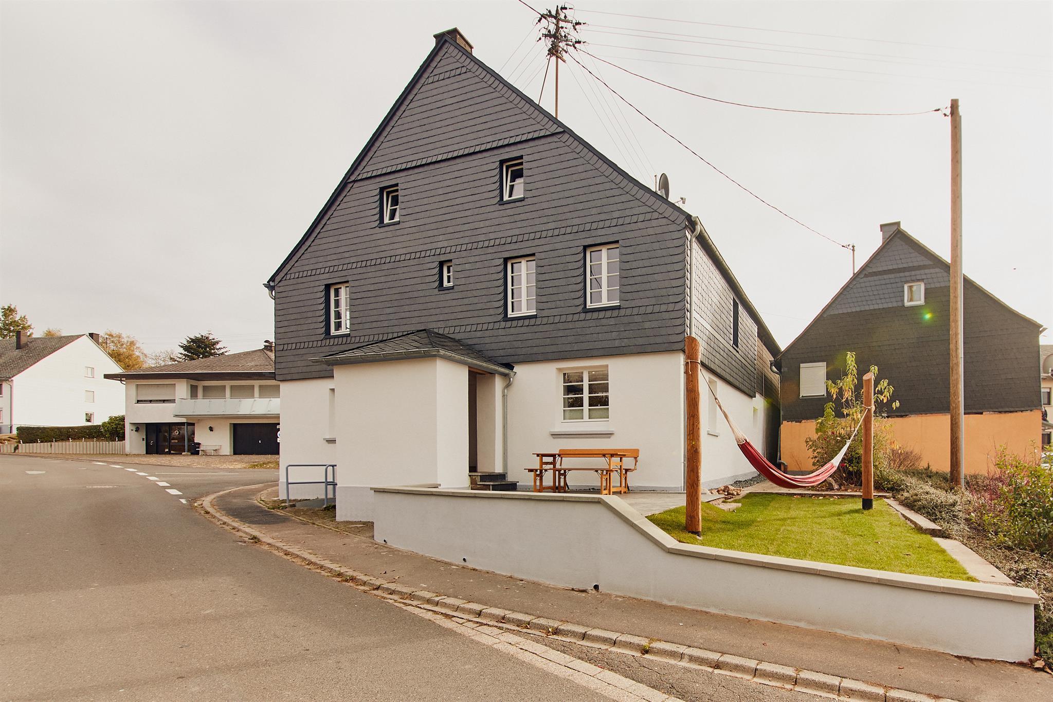 """Ferienhaus """"Casa Maria"""" Außenansicht Rückseite"""