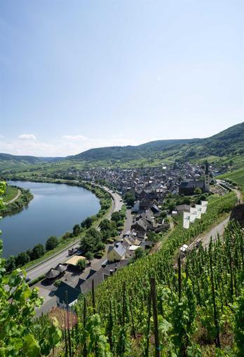 Bremm, @ Tourist-Information Ferienland Cochem