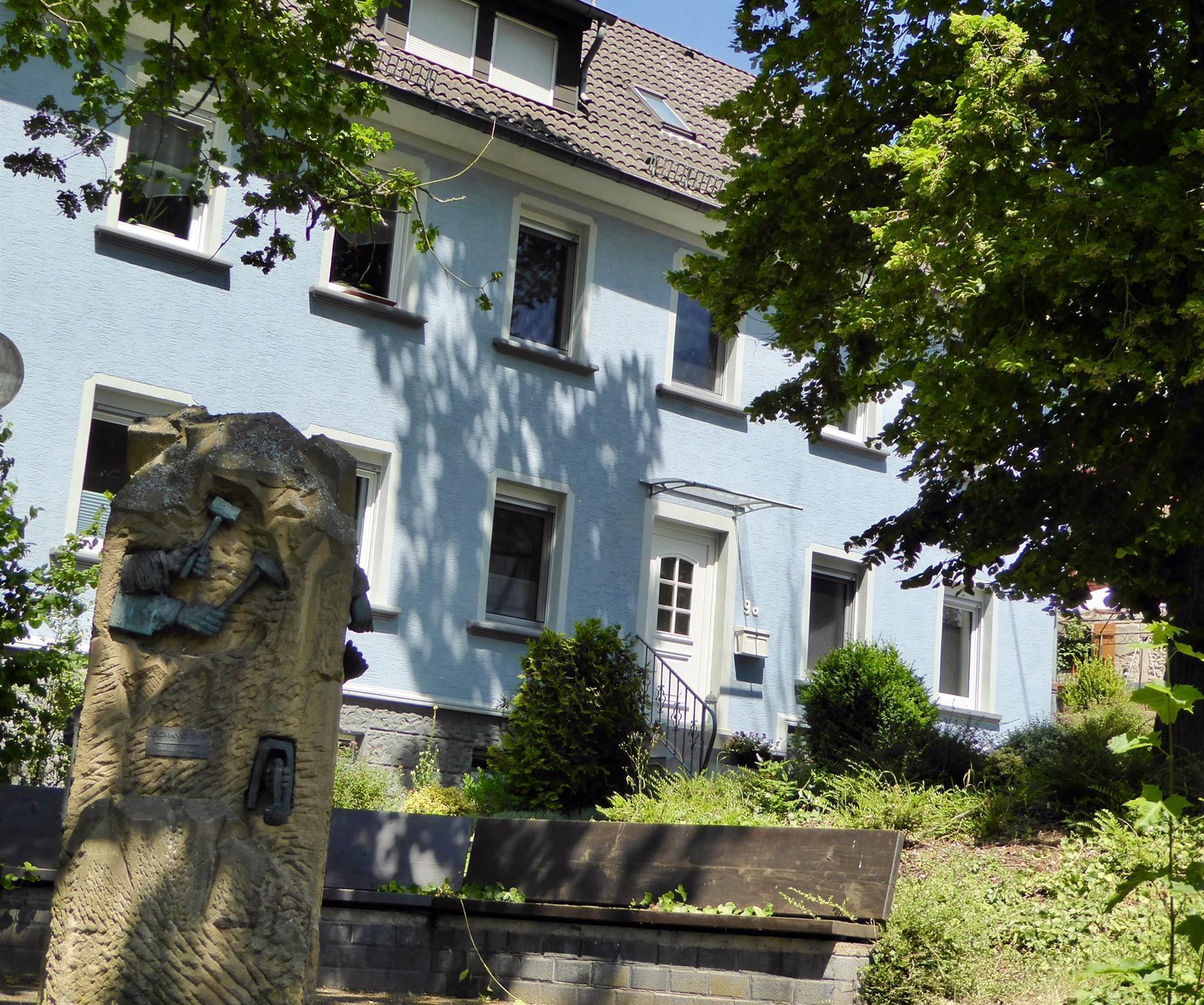 Hausansicht Lindenplatz