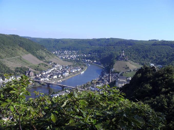 Pinnerkreuz-Aussicht, @ Tourist-Information Ferienland Cochem