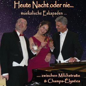 Wolfgang Nieß, Barbara Arneke, Michael Senzig