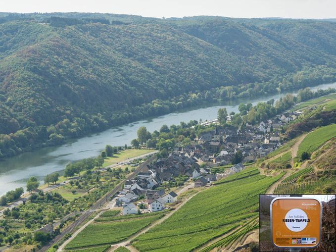 Lauschpunkt Pommern 1, @ Tourist Information Ferienland-Cochem