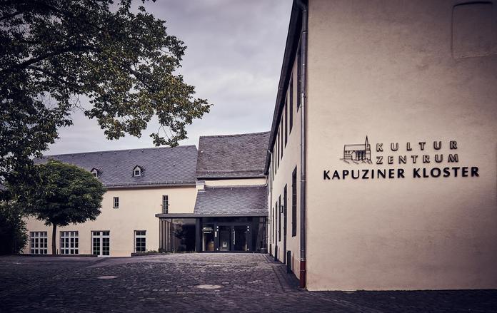 Eingang, @ Kulturzentrum Kapuzinerkloster