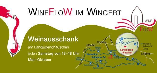 Wine Flow Flyer