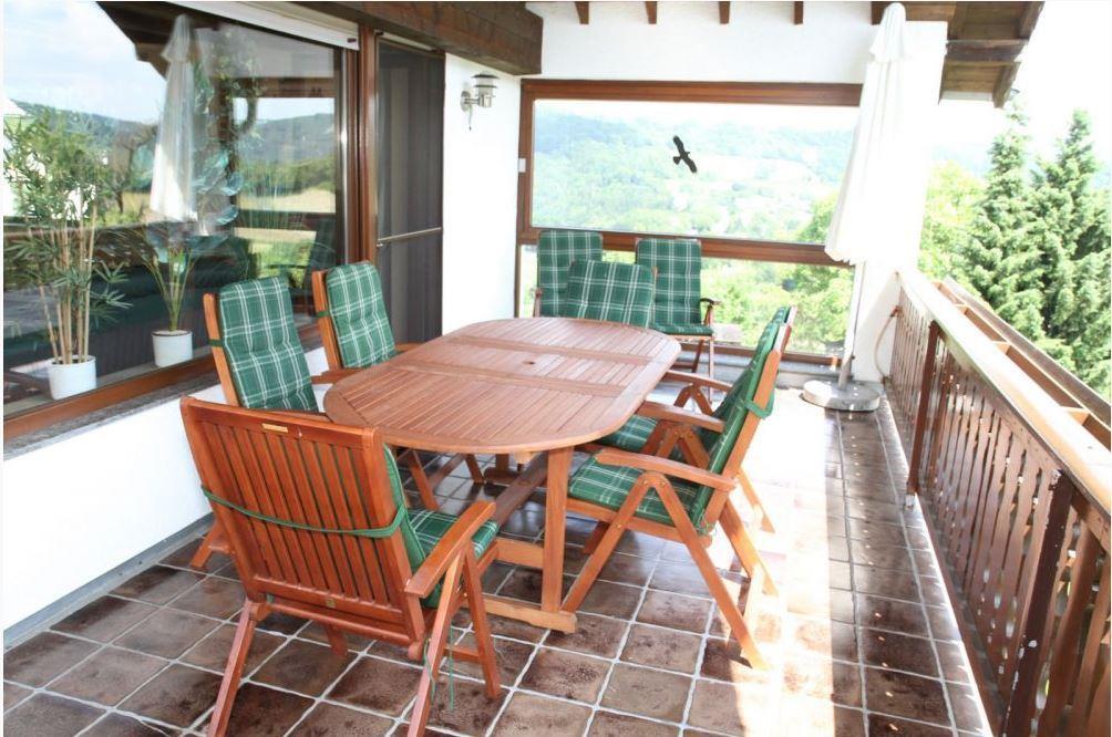 Ferienhaus Braun 8-Bett-Ferienhaus - Wochenbuchung Ferienhaus in der Eifel