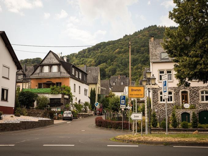 Bremm, @ Tourist Information Ferienland-Cochem