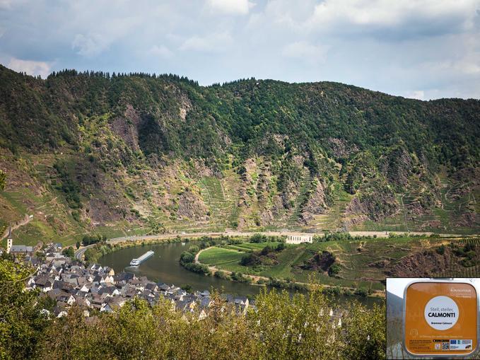 Lauschpunkt Bremm 1, @ Tourist Information Ferienland-Cochem