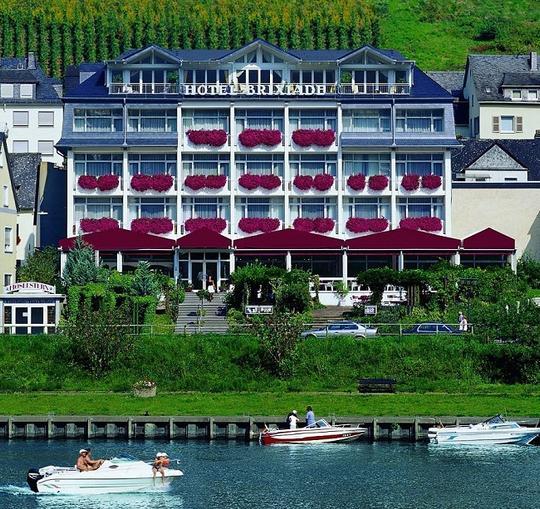 Hotelansicht Hotelbereich 'Brixiade'