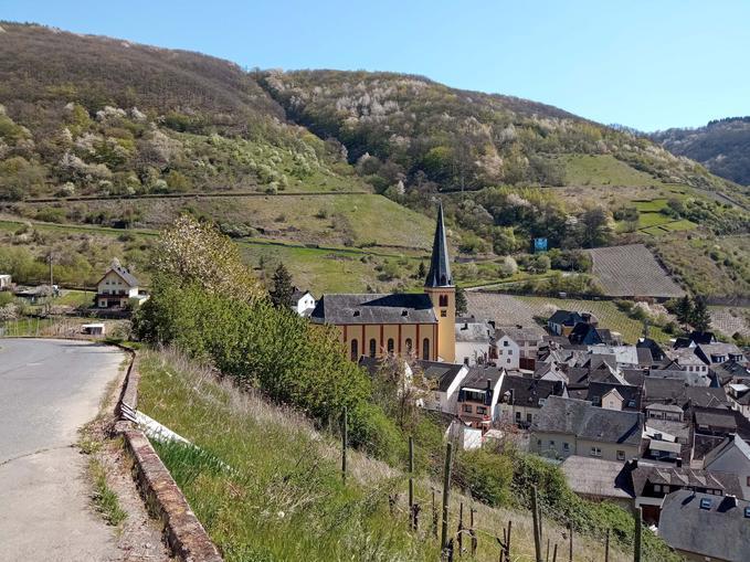 Kirche Senheim, @ Tourist Information Ferienland-Cochem