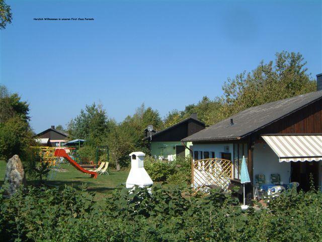 First-Class Ferienhäuser